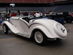 Houston Texas Reliant Stadium Sixth annual Classy Chassis Concours d' Elegance  June 14 2009  Hot Rods Collector Old Vintage Classic Car Automobile Show  rare American  European P6141186 by mrchriscornwell, via Flickr