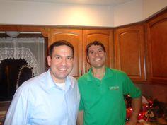 Nephews Frank and Vince DeVitis