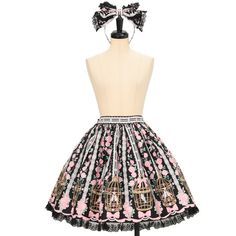 ♡ Angelic pretty ♡ Skirt http://www.wunderwelt.jp/products/list191.html ☆ ·.. · ° ☆ How to order ☆ ·.. · ° ☆ http://www.wunderwelt.jp/user_data/shoppingguide-eng ☆ ·.. · ☆ Japanese Vintage Lolita clothing shop Wunderwelt ☆ ·.. · ☆