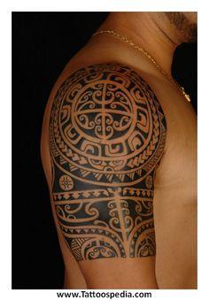 Maori Tattoo Designs For Men 4