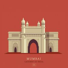 Mumbai vector
