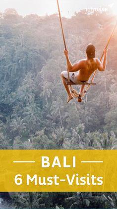 Deine nächste Reise geht nach Bali? Dann musst du diese Orte unbedingt besuchen. #bucketlist