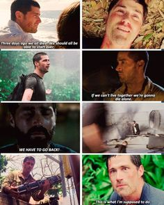 Jack Shephard - Lost quotes