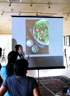 Food & light: photography tips