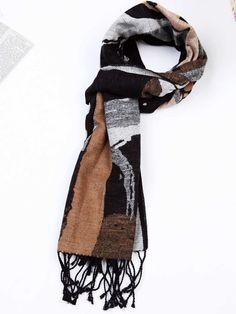 Silke tørklæde i strikket silke. Blødt og lækkert , føles som cashmere men er 100% silke