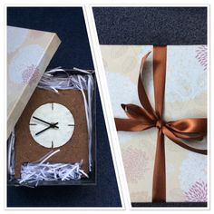Hodiny k darovani:) Clock, Gift Wrapping, Wall, Gifts, Home Decor, Watch, Gift Wrapping Paper, Presents, Decoration Home