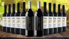 12 Bottles of Fruity Spanish Red Wine Travel to foreign places without leaving your table with 12 Bottles of Fruity Spanish Red Wine      Stock up on 2 bottles of Mantibre Crianza wine and 10 bottles of Vina Kalius 22 wine      Keep a stash of good wine at home and never disappoint your guests      Liven up any dinner party with two easy-to-drink wines      Mantibre Crianza is a mid intensity,...
