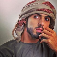 Hottest Bearded Men in the Middle East