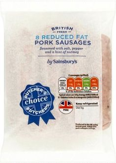 A list of low syn sausages. Includes syn values for low fat sausages such as Heck, Asda, Mallons and more. Slimming World Shopping List, Slimming World Free Foods, Slimming World Dinners, Low Fat Sausages, Slimming World Sausages, Slimming World Survival, Cumberland Sausage, Sausage Seasoning