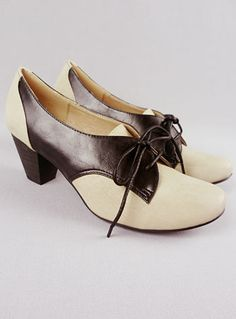 Bees Knees Oxford Shoes - love oxfords