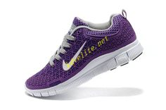Nike Free 6.0 Womens Purple Grey