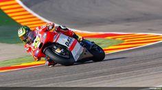 Wallpaper crutchlow MotoGP Aragon 2014