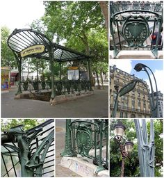 Abbesses Metro Station | Paris metro, Metro station and Paris france
