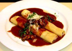 Enchiladas at Sagra in Austin, Texas 78702 #travel #vacation #food