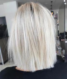 """Gefällt 3,078 Mal, 13 Kommentare - Kaitlin Jade - Hair & Harlow (@hairbykaitlinjade) auf Instagram: """"✂️ LOB ✂️ @hairandharlow #shorthairdontcare #hairbykaitlinjade #lob #hairandharlowblondes…"""""""