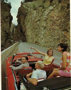 Sinclair Canyon - Summer 1996 From Beautiful British Columbia magazine.