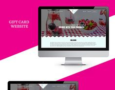 "Check out new work on my @Behance portfolio: ""giftcard website"" http://be.net/gallery/44666785/giftcard-website"