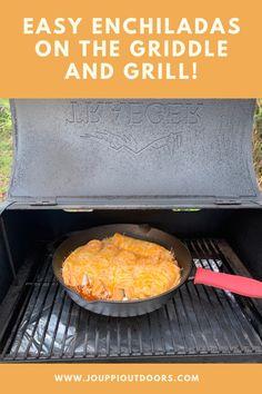 #enchiladas #recipe #howto #outdoorscooking #traeger #blackstone #grill #cookingoutdoors #fulltimerv