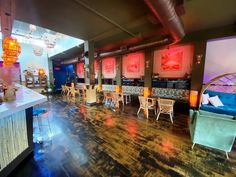 Ark Royal, Raleigh - A cool new vibe offering tropical and island decor along with perfectly crafted frozen drinks for warm nights in Raleigh.
