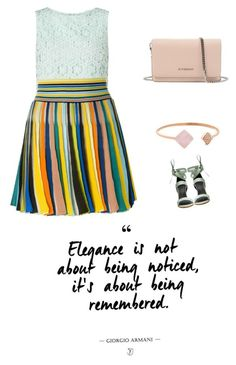 Mint by faylise on Polyvore featuring polyvore, fashion, style, Miss Selfridge, Missoni, TIBI, Givenchy, Michael Kors and clothing