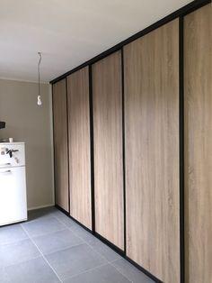 Hippie Home Decor Door Design Interior, Interior House Colors, Interior Design Living Room, Wardrobe Door Designs, Wardrobe Design Bedroom, Minimalist Home Interior, Modern Interior, Diy Sliding Door, Home Theater Rooms