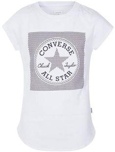 b9616630c1103  Converse Color Reveal Chuck Taylor Tee (Big Girls) Chuck Taylors