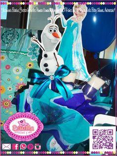 #frozen #frozencenterpiece #birthdayparties #birthdays #centrosdemesafrozen #cumpleaños #fiestas #ideas #handmade #hechoamano Siguenos en Facebook e Instagram como: estrella.invitaciones Follow us at. facebook and instagram like: estrella.invitaciones
