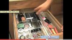 organizer!---makeup drawer