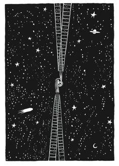 Dibujos que no necesitan explicación: las bellas ilustraciones de Troche