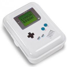 Recipiente para llevar la comida, Game Boy
