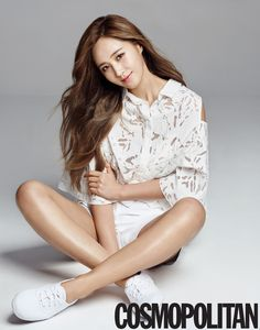 SNSD Yuri - Cosmopolitan Magazine June Issue '15
