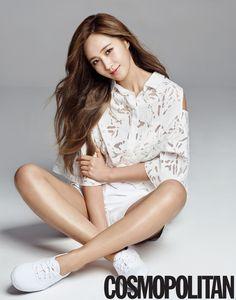 SNSD Yuri - Cosmopolitan Magazine June Issue '15