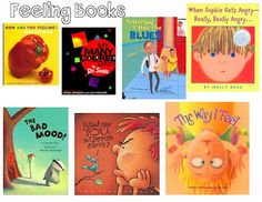 Feelings books