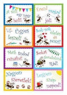 Füzetcímke, órarend, könyvjelző, motivációs kártyák. Ingyenes nyomtatható iskolakezdő csomag Classroom Rules, Classroom Decor, Parenting Advice, Kids And Parenting, Teaching Displays, 4 Kids, Children, Lunch Box Notes, Advent Calenders