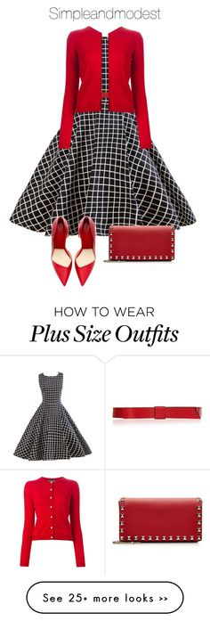 """Untitled #508"" by simpleandmodest on Polyvore"