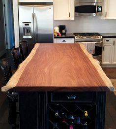 Parota Live Edge Lumber »Windsor Plywood®