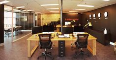 Slidemaster Presentation Design Agency. Creative space. Modern Office. Sydney, Australia