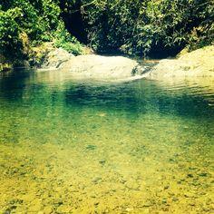 Río de Utuado, manantial!
