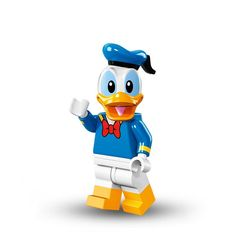 Lego Minifigure Disney Series - Donald Duck