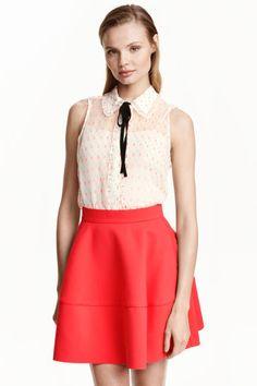 Flared skirt | H&M