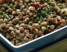 Újévi lencsesaláta - stahl Kitchen Machine, Salads, Bbq, Beans, Tasty, Vegetables, Recipes, Food, Steel