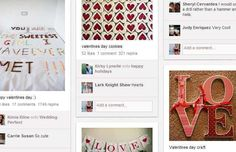 Make a Pinterest board filled with things to make your friend or sweetheart smile. :)