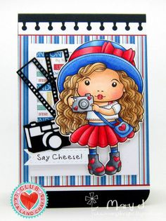 La-La Land Crafts Inspiration and Tutorial Blog: Club La-La Land Crafts NOVEMBER 2014 Showcase 3