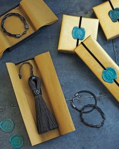 Horsehair Tassel Tutorial - Memorial Idea