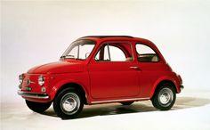 The story of an Italian design classic - the Fiat 500 from its inception to today Maserati, Ferrari, Audi A5, Lamborghini Gallardo, My Dream Car, Dream Cars, Dodge, Fiat Cinquecento, Automobile