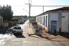 Poconé (MT) - Brasil - centro histórico