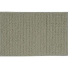 """Colonial Mills DM19 Low-Profile Indoor / Outdoor Doormat Size: 27"""" x 46"""", Color: Olive by Colonial Mills. $87.20. DM69R027X046S Size: 27"""" x 46"""", Color: Olive Features: -Technique: Braided.-Material: 100pct Naturalized polypropylene.-Origin: USA.-Low-Profile.-100pct Reversible.-All-Weather. Construction: -Construction: Handmade. Color/Finish: -Color: Sand Beige. Dimensions: -Pile height: 0.2''. Collection: -Collection: Low-Profile Doormats."""