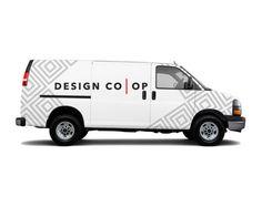 @Kate Rose Creative Group- Branding package- Van Design