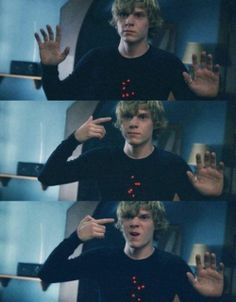 American Horror Story - Tate's death.
