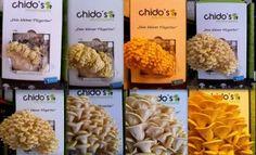 Das Wachstum von Limonenseitlingen in Bilder http://www.pilzzucht.chidos.org/wie-schoen-wachsen-eure-pilze/